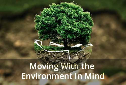 The environment and moving process