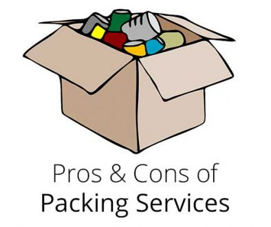 Pros and cons of packing services
