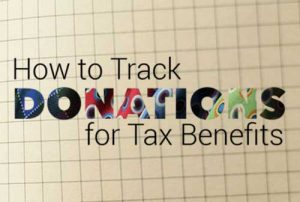 How to Track Donations for Tax Benefits