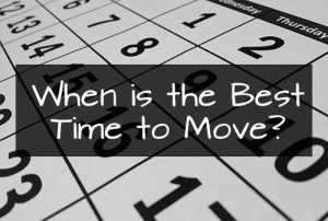 When is the best time to move in Aurora, CO?
