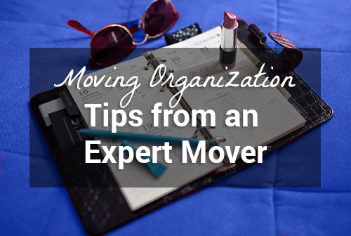 Get Moving Organization Tips from an Expert Aurora Mover